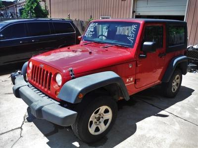 Used 2008 Jeep Wrangler X RHD