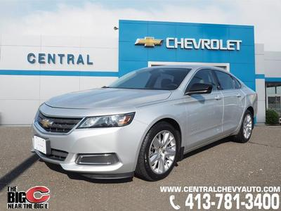 Certified 2014 Chevrolet Impala 1LS