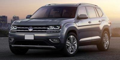 New 2018 Volkswagen Atlas 3.6L V6 Launch Edition