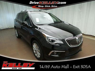 2017 Buick Envision AWD 1SP