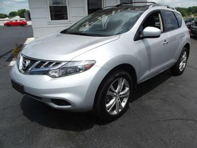 Used 2011 Nissan Murano LE