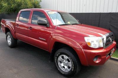 Used 2005 Toyota Tacoma PreRunner Double Cab