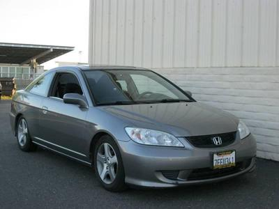 Used 2005 Honda Civic EX