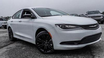 New 2017 Chrysler 200 LX