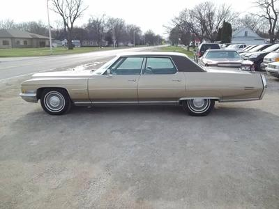 Used 1971 Cadillac DeVille