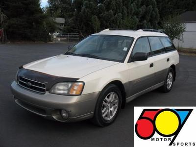 Used 2002 Subaru Outback