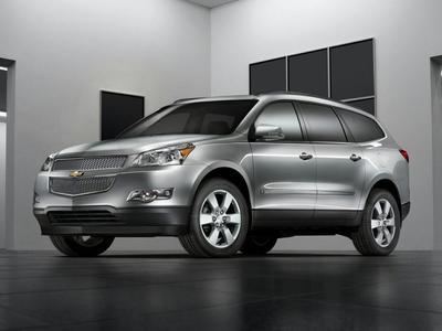 Used 2010 Chevrolet Traverse LS