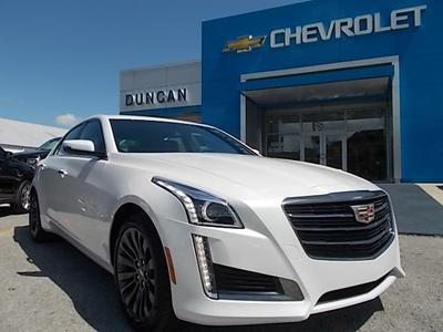 New 2017 Cadillac CTS 2.0L Turbo Luxury