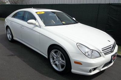 Used 2007 Mercedes-Benz CLS 550