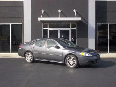 Used 2010 Chevrolet Impala LTZ