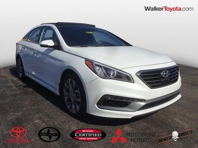 Used 2015 Hyundai Sonata Limited 2.0T