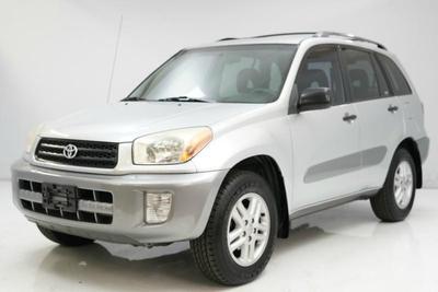 Used 2003 Toyota RAV4 Base