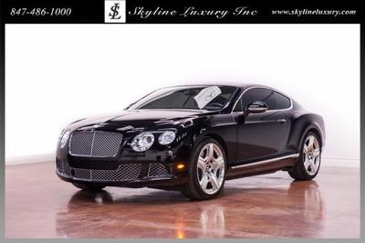 Used 2012 Bentley Continental GT Base