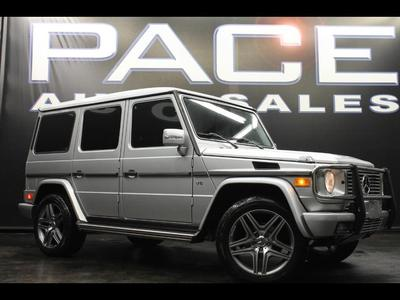 Used 2004 Mercedes-Benz G500 4MATIC
