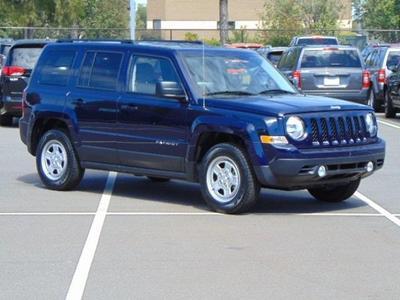 New 2017 Jeep Patriot Sport