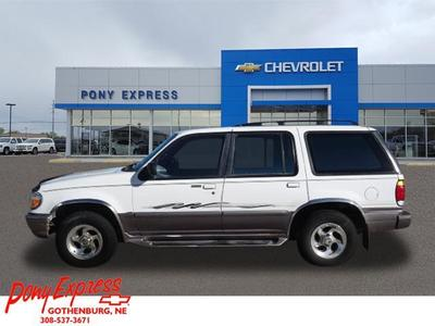Used 1997 Mercury Mountaineer
