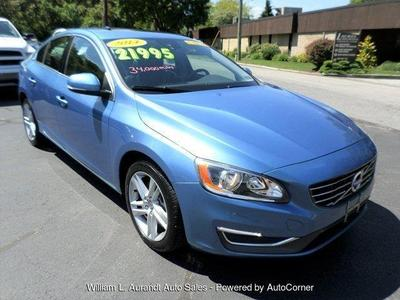 Used 2014 Volvo S60 T5