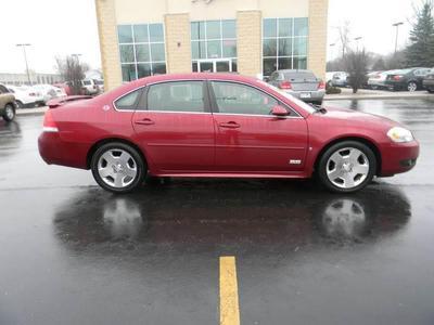 Used 2009 Chevrolet Impala SS