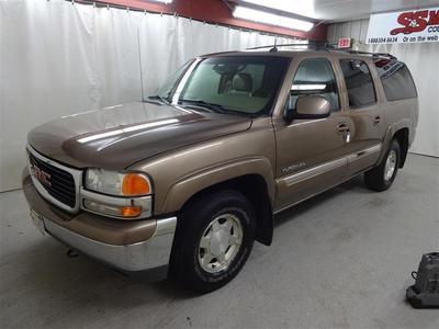 Used 2003 GMC Yukon XL 1500 SLT