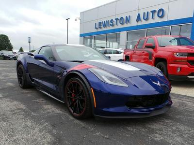 New 2017 Chevrolet Corvette Grand Sport