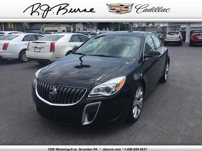 Used 2016 Buick Regal Turbo GS