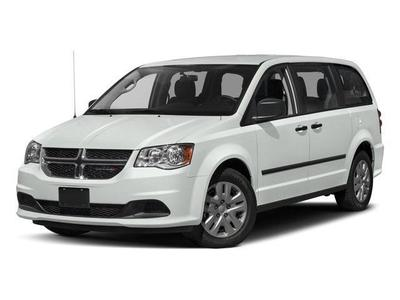 Used 2016 Dodge Grand Caravan AVP/SE
