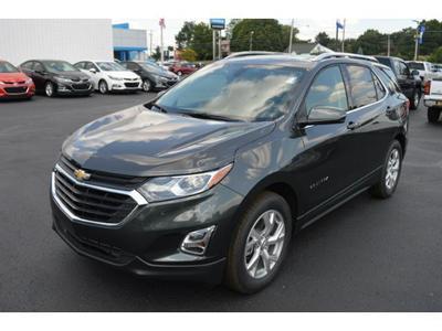 New 2018 Chevrolet Equinox LT w/2LT