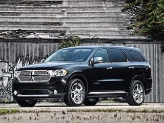 Certified 2013 Dodge Durango SXT
