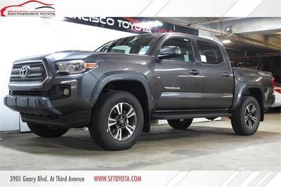 New 2017 Toyota Tacoma TRD Sport