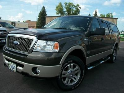 2008 Ford F-150 Lariat SuperCrew