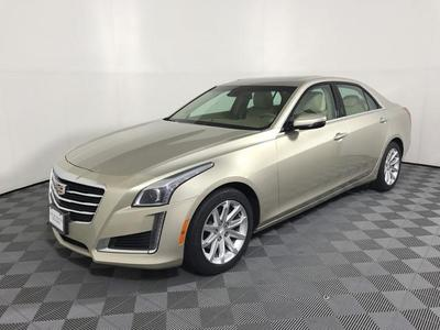 Certified 2015 Cadillac CTS 2.0L Turbo Luxury
