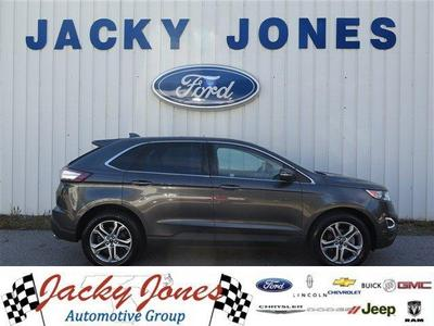Certified 2015 Ford Edge Titanium