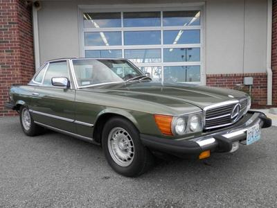 Used 1985 Mercedes-Benz 380SL
