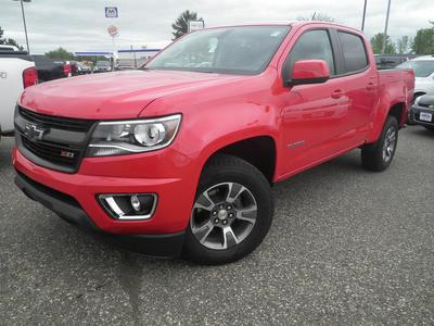 Certified 2016 Chevrolet Colorado Z71