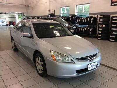 Used 2005 Honda Accord EX-L