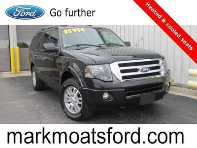 Used 2013 Ford Expedition Limited