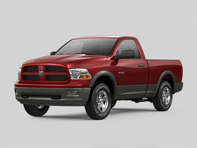 Used 2010 Dodge Ram 1500 TRX4 OFF-ROAD