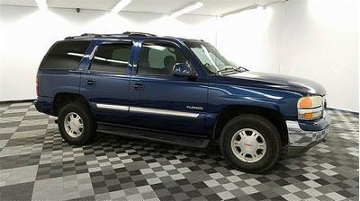Used 2002 GMC Yukon