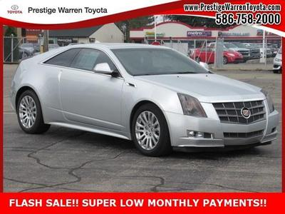 Used 2011 Cadillac CTS Performance