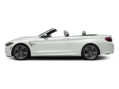 New 2018 BMW M4 Base