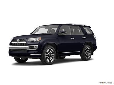 New 2017 Toyota 4Runner TRD Off Road Premium