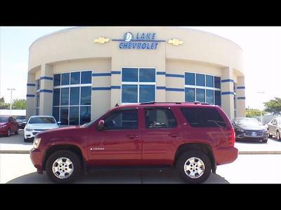 Used 2007 Chevrolet Tahoe