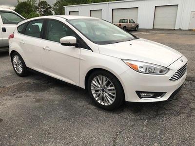 Used 2016 Ford Focus Titanium