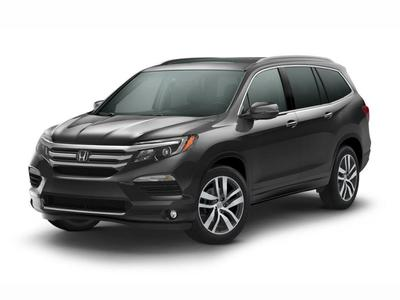 Used 2017 Honda Pilot Elite