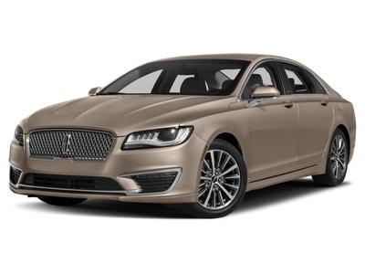 New 2017 Lincoln MKZ Hybrid Select