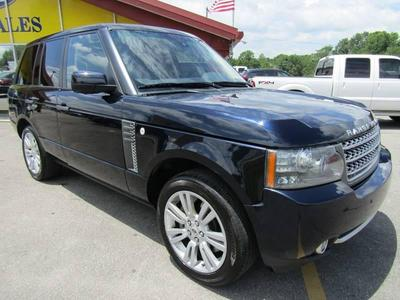 Used 2010 Land Rover Range Rover Supercharged