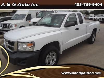 Used 2008 Dodge Dakota ST