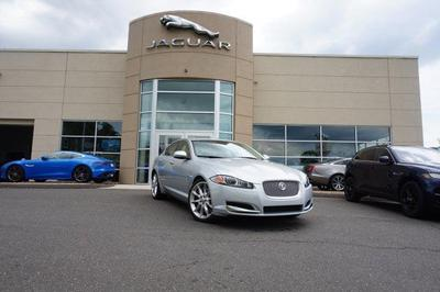 Used 2013 Jaguar XF Supercharged