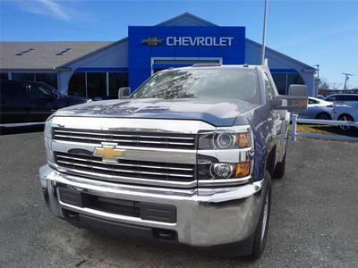 New 2017 Chevrolet Silverado 3500 WT