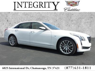 2016 Cadillac CT6 3.0L Twin Turbo Premium Luxury